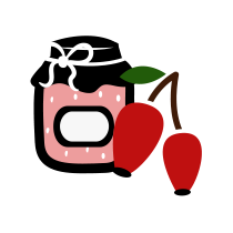 Džem šípkový