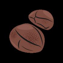Kolový ořech mletý