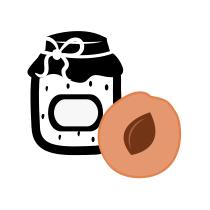 Marmeláda meruňková