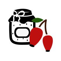 Marmeláda šípková