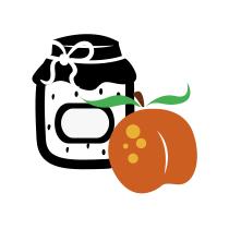 Marmeláda broskvová
