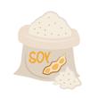 Mouka sójová