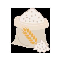 Mouka pšeničná hrubá
