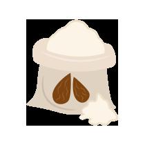 Mouka mandlová
