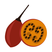 Tamarillo čerstvé