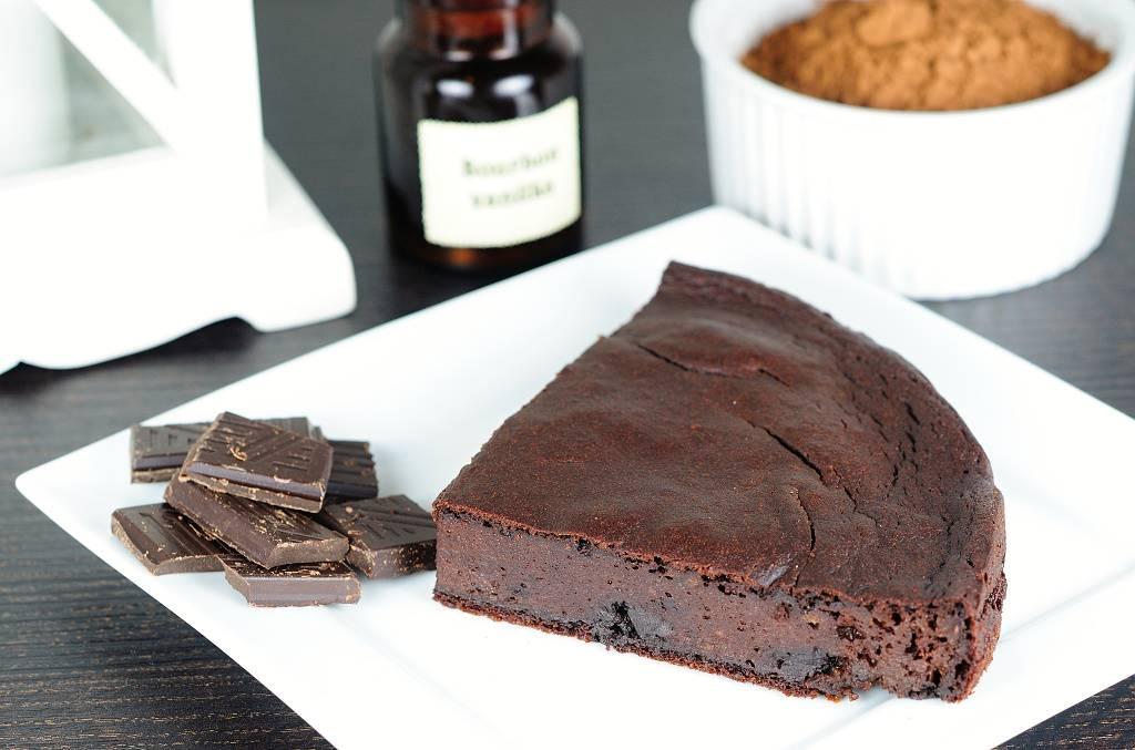 Brownies z batátů