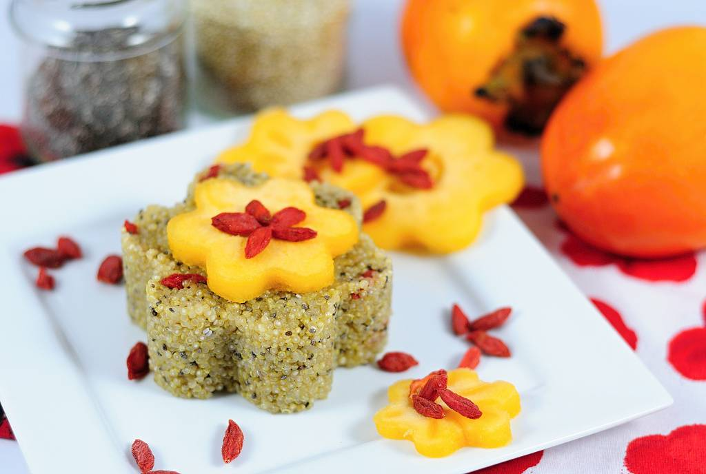 Exotická quinoa