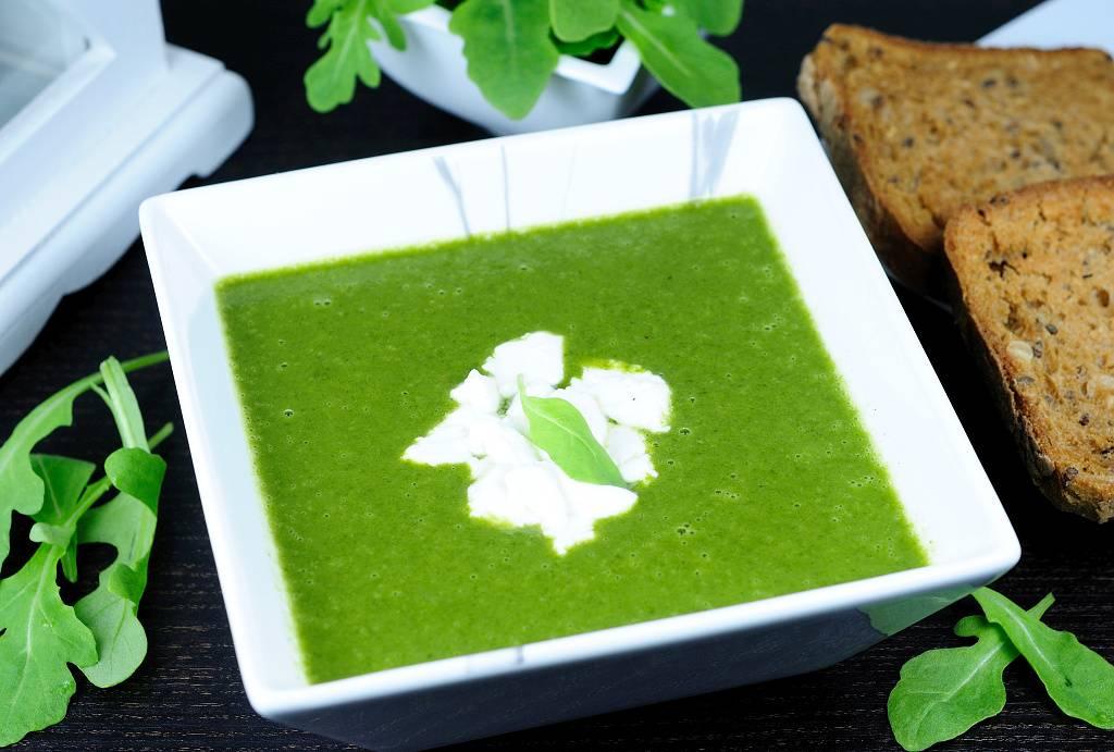 Rukolová polévka