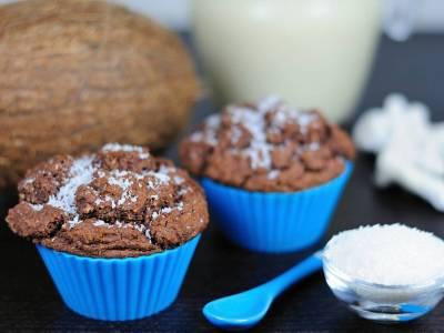 Čoko-koko muffiny