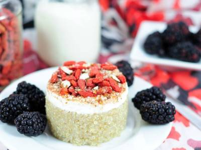 Dezertní quinoa