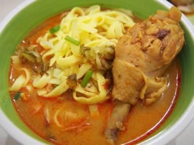 Kuřecí papriková polévka