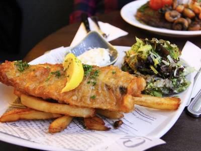 Fish and chips II