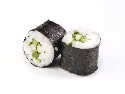 Maki sushi s avokádem