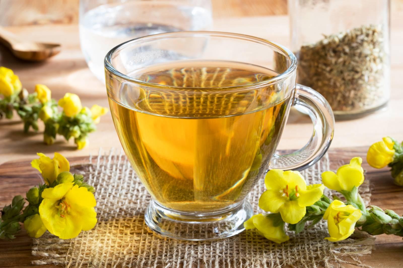 Diviznový čaj | ZOFapp